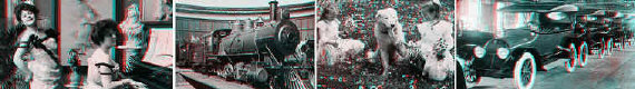 Big, vivid 3-D Stereoviews that Take you Back in Time