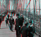 Vintage 3-D Stereoview Scenes from the Big Apple